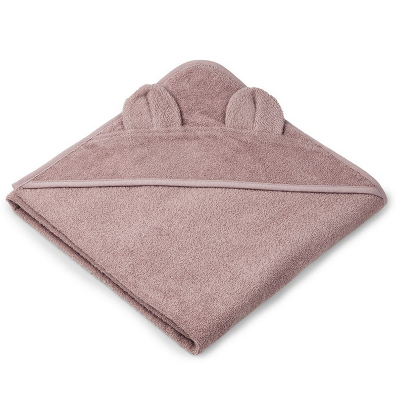 Liewood Håndklæde Mr. Bear Rosa