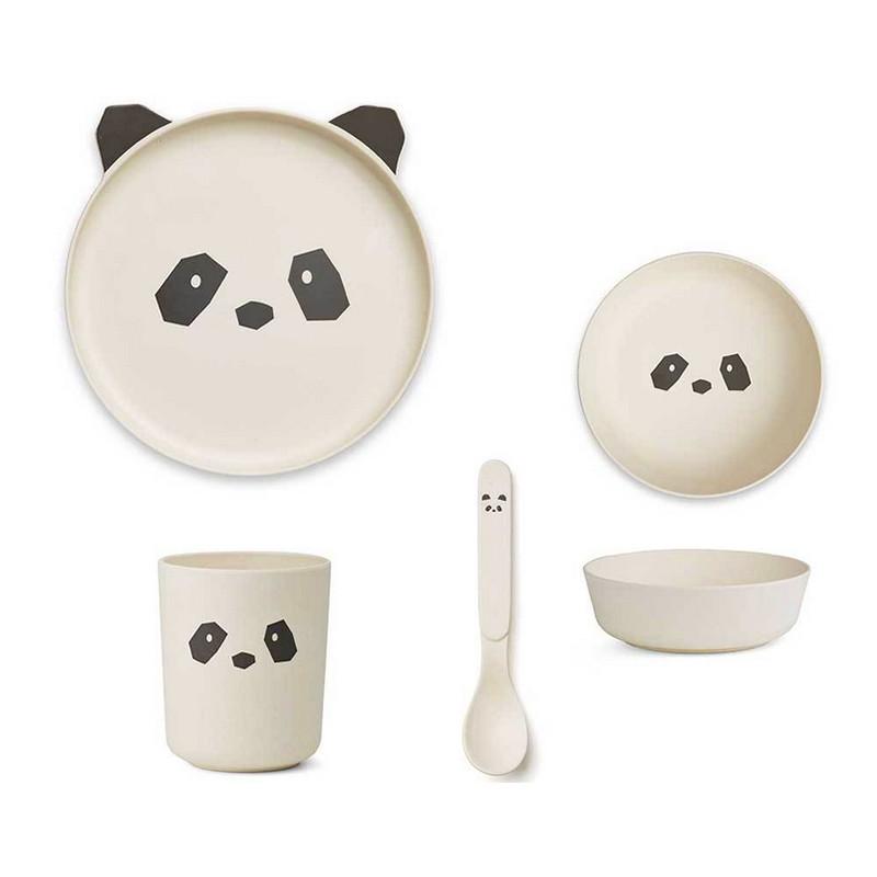 Liewood Spisesæt Panda
