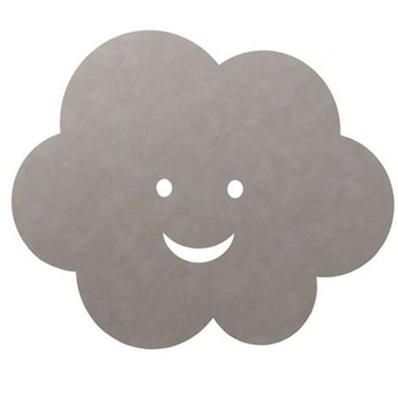 Lind Dna Kids Floor Mat Sky, Lys grå