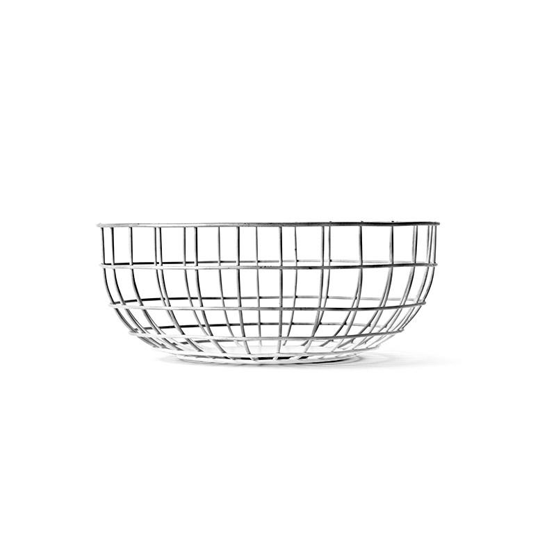 Menu Skål - Norm Wire Krom