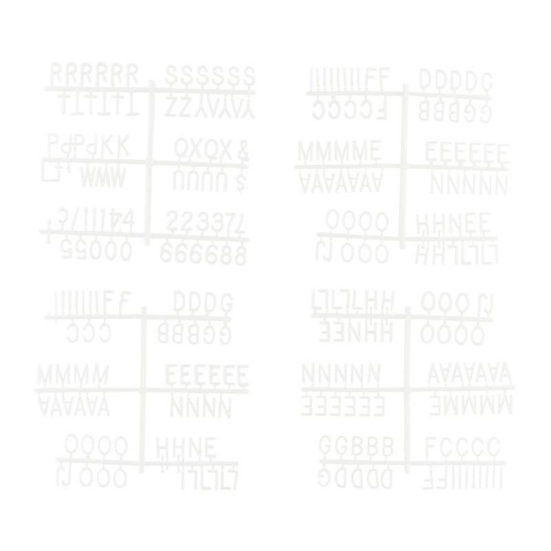 Monograph 286 Bogstaver til Bogstavs tavle