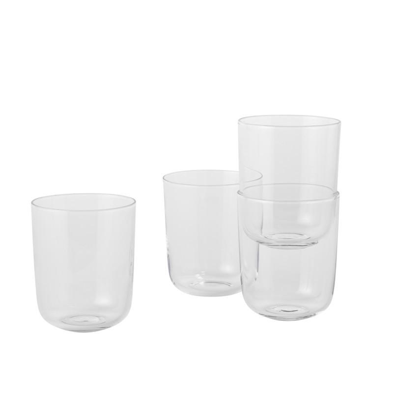 Muuto Corky Glas Høje Clear