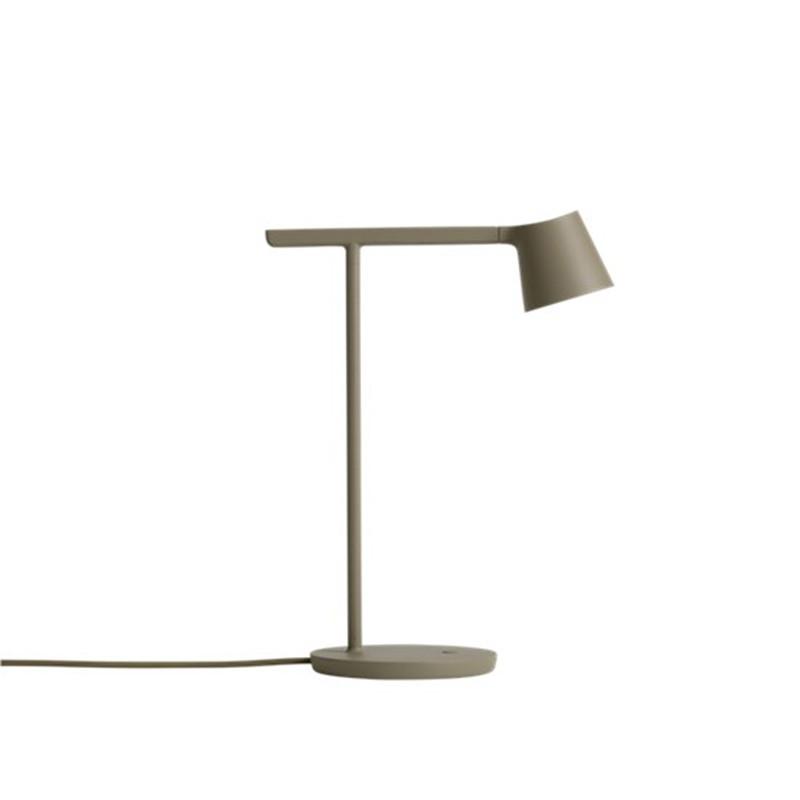 Muuto Bordlampe Tip Olive