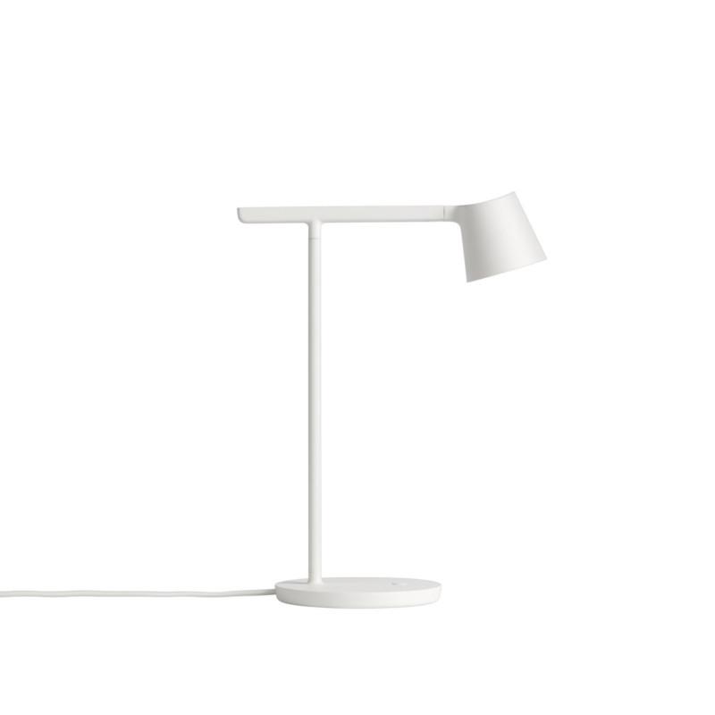 Muuto Bordlampe Tip Hvid