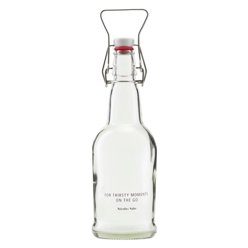 Nicolas Vahé Flaske M. Patentlukning, Klar