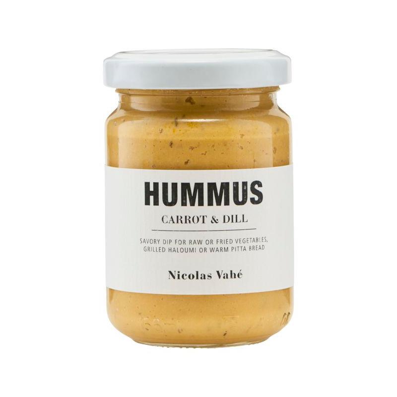 Nicolas Vahé Hummus M. Gulerod Og Dild