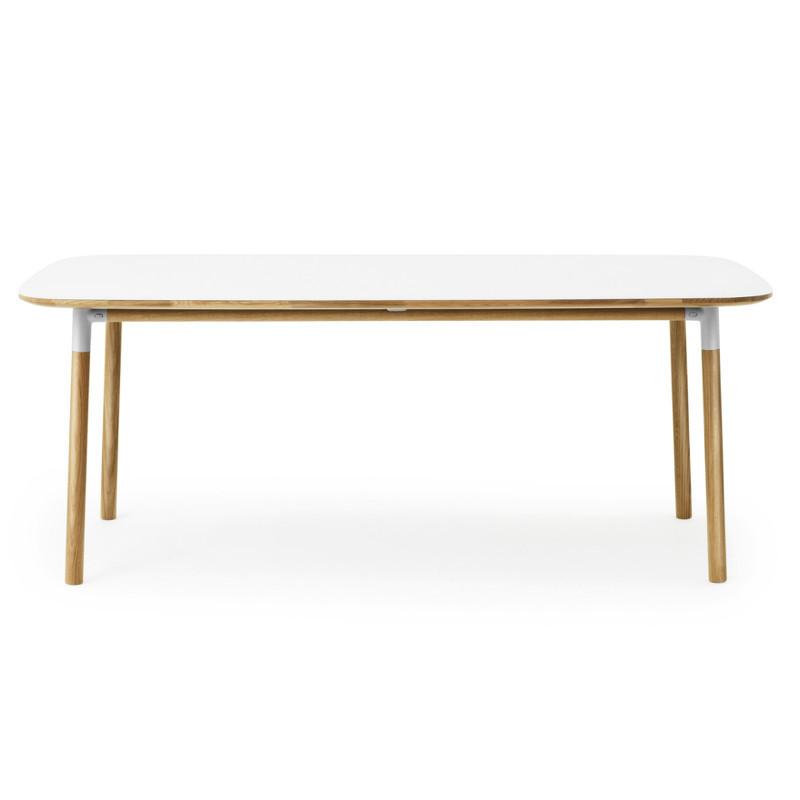 Normann Copenhagen Form Spisebord Eg 200x95 cm