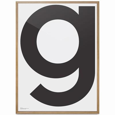 "Playtype ""g"" plakat"