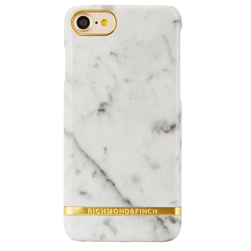 Richmond & Finch 7 iPhone - White Marble