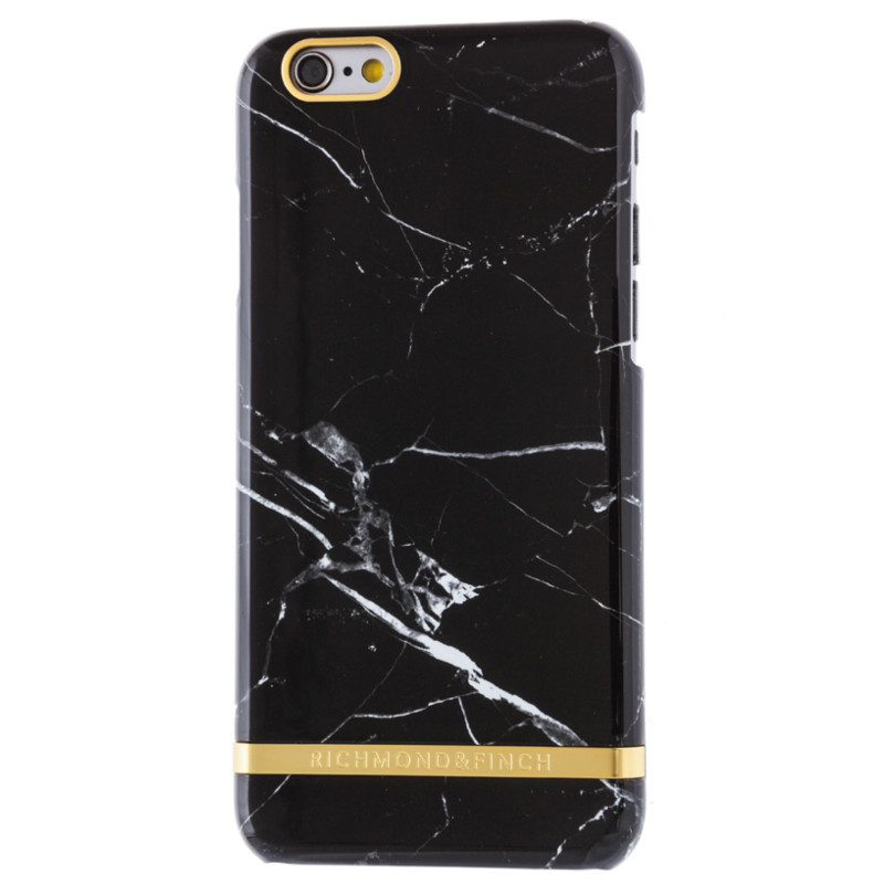 Richmond & Finch 6/6S iPhone - Black marble