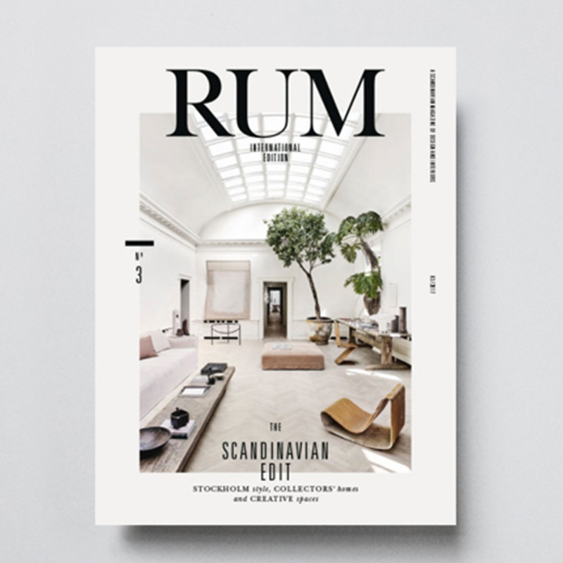 New Mags RUM International No. 3