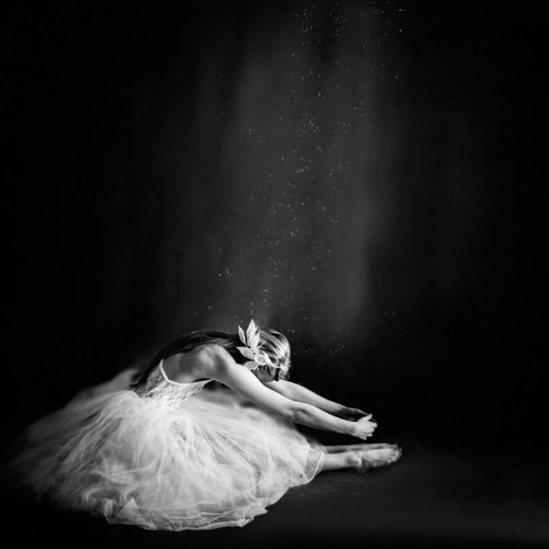 Selected by Walnut Street Ballerina IV Billede m/ramme