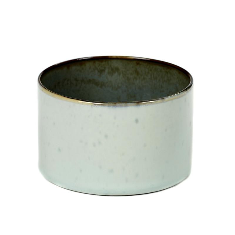 Serax Goblet Cylinder Lav Lys Blå-Smokey Blå