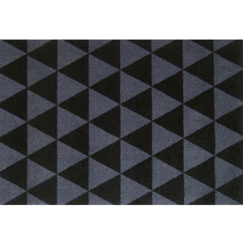 Skriver Collection Dørmåtte Trendmat Deluxe Triangle
