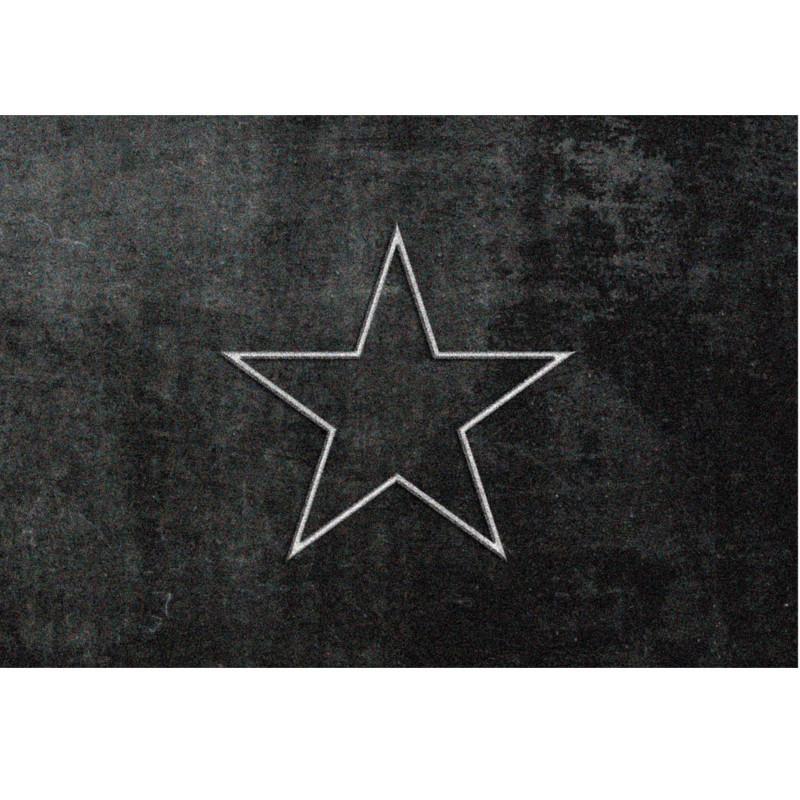 Skriver Collection Dørmåtte Trendmat Deluxe Star