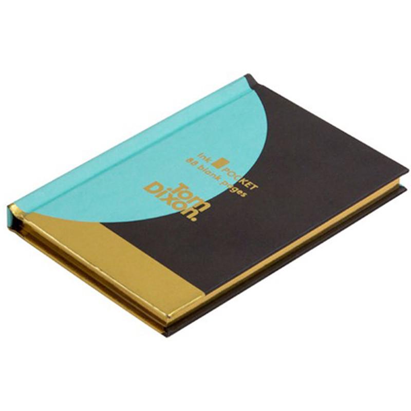 Tom Dixon Ink pocket Book turquoise