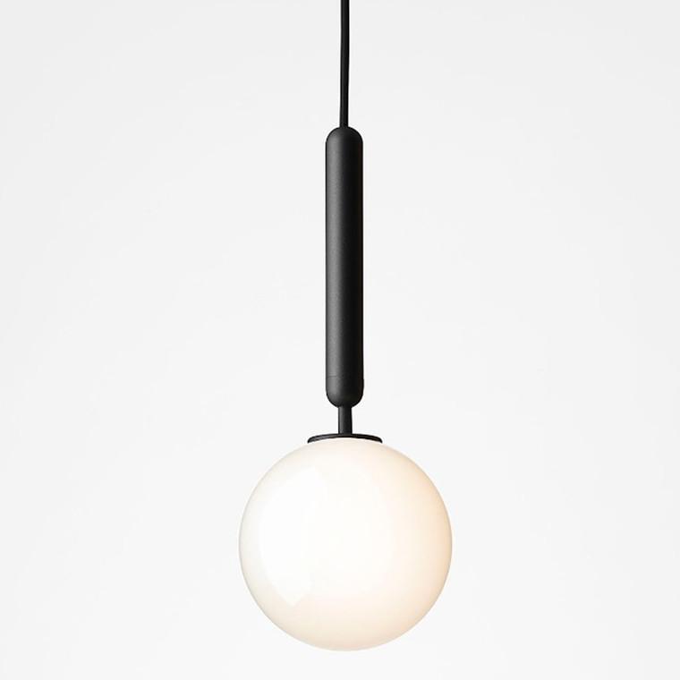 Nuura Miira 1 Lampe Rock Grey/Opal Hvid