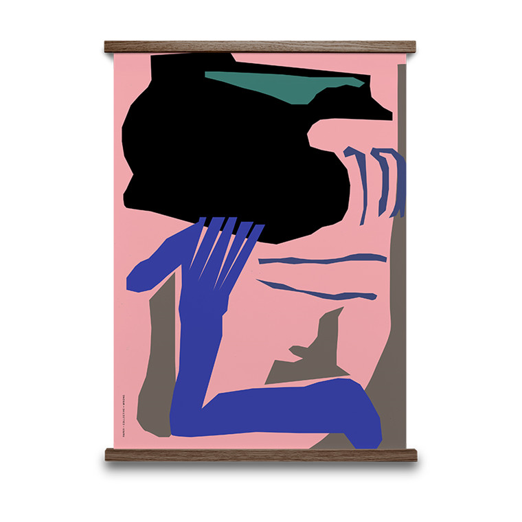 Paper Collective Plakat, Paper Cuts 03