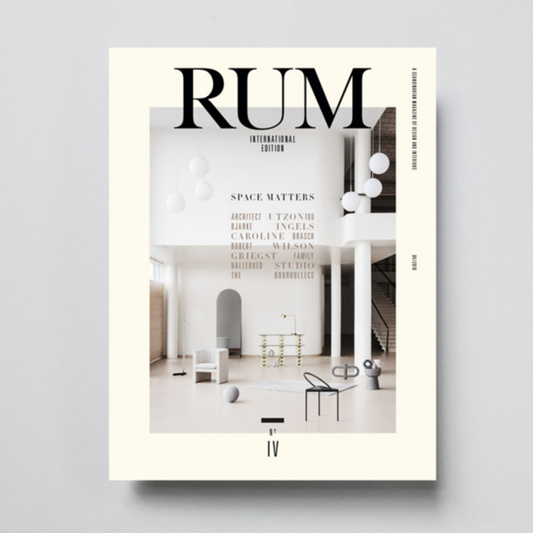 New Mags RUM International No. 4 Magasin