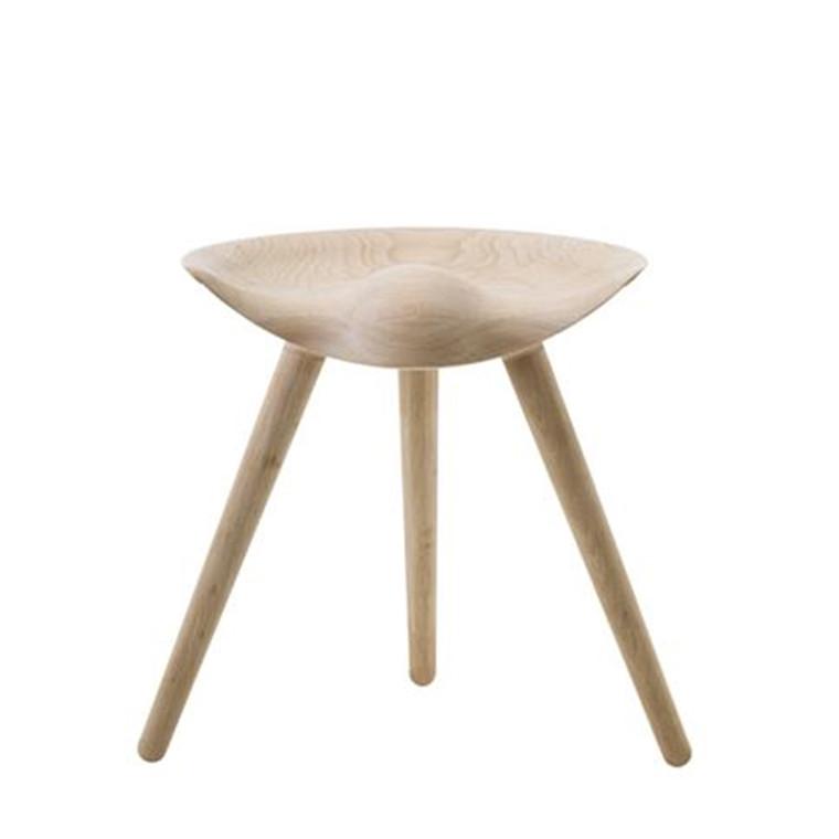 By Lassen ML42 taburet 48 cm, eg