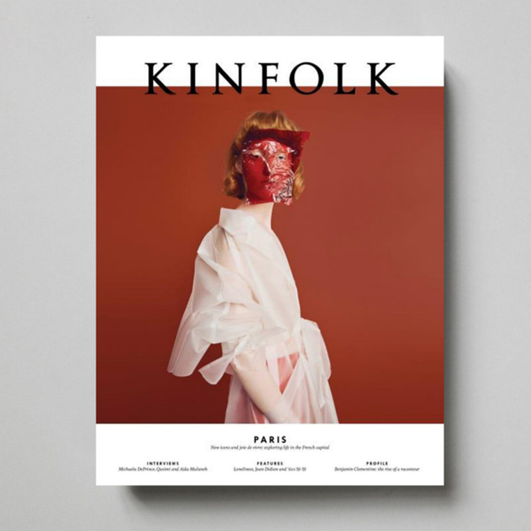 New Mags Kinfolk Magasin Edition 27