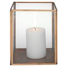 H. Skjalm P. Kobber Lanterne 15x15xH19