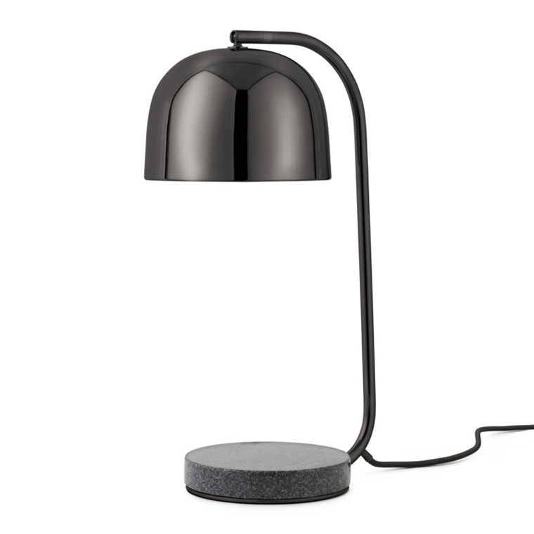 Normann Copenhagen Grant Bordlampe Sort