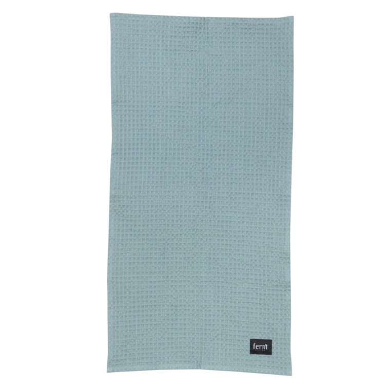 Ferm Living Håndklæde Dusty Blue