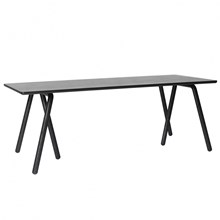&Tradition Raft Table NA2 - Bord sort ask