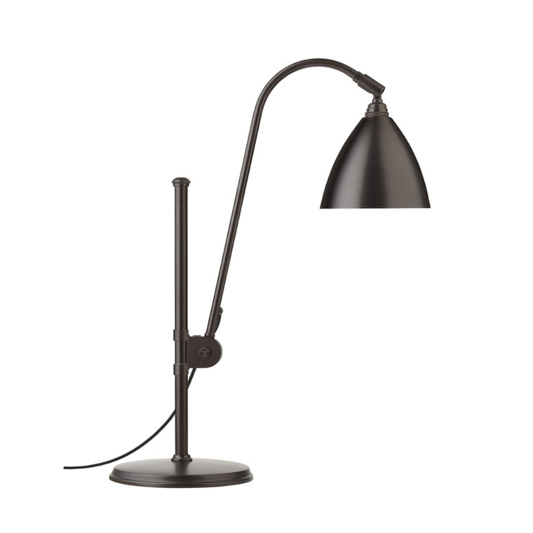 Bestlite BL1 Bordlampe All Black Brass