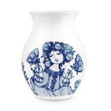 Bjørn Wiinblad Vase Amelia Blå