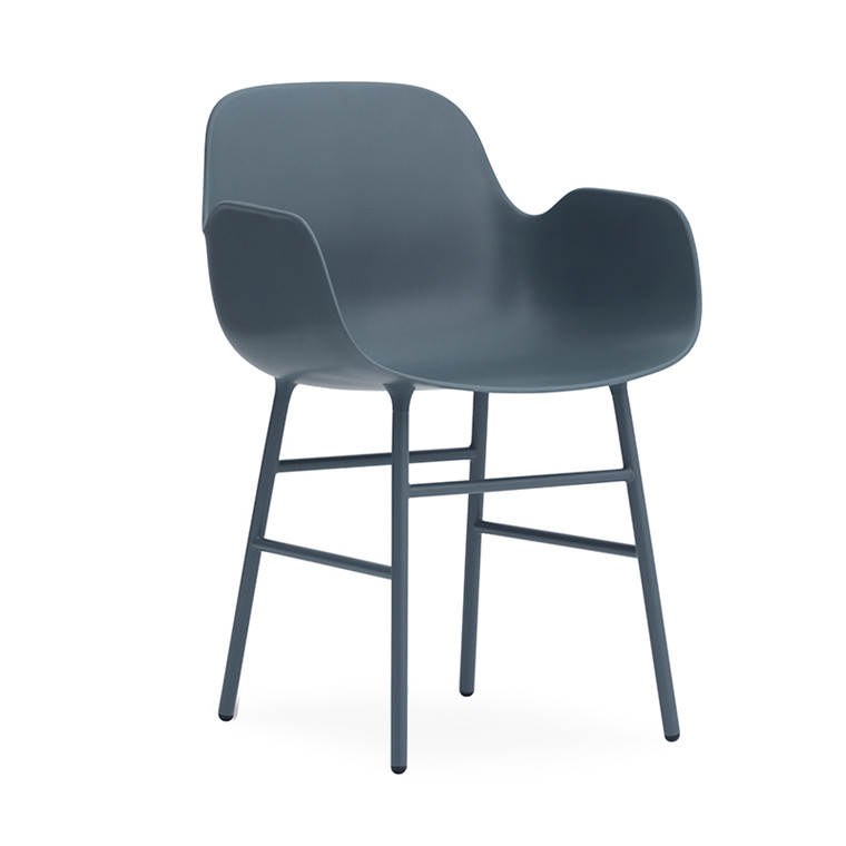 Normann Copenhagen Form Armchair Stol Stål