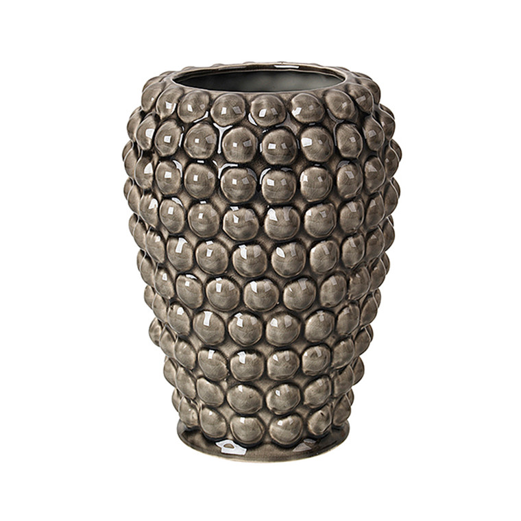 Broste Copenhagen Vase Dotty Rock Ridge