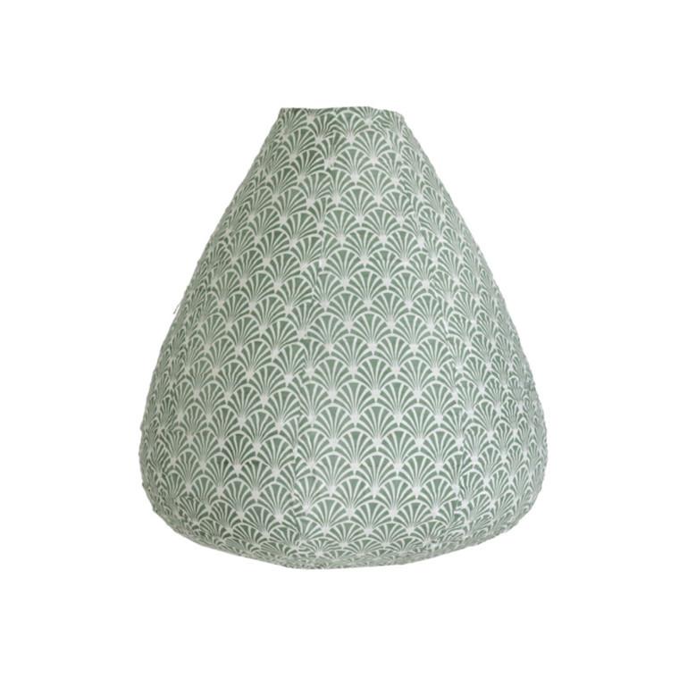 Bungalow Deca Lampeskærm H60 Grøn