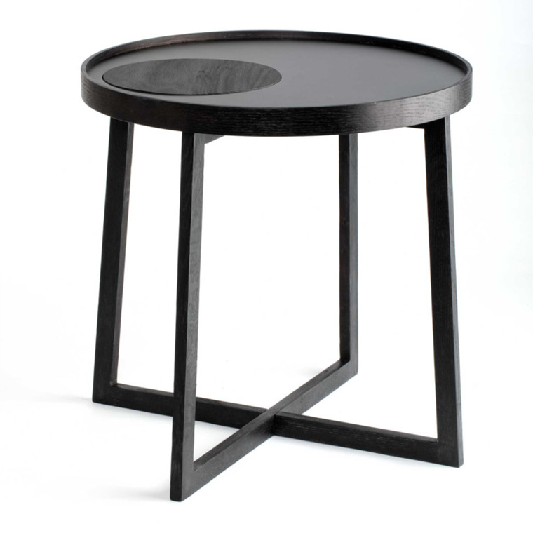By Wirth Tray Table/Black
