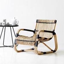 Cane-line Curve rattan Lounge Stol