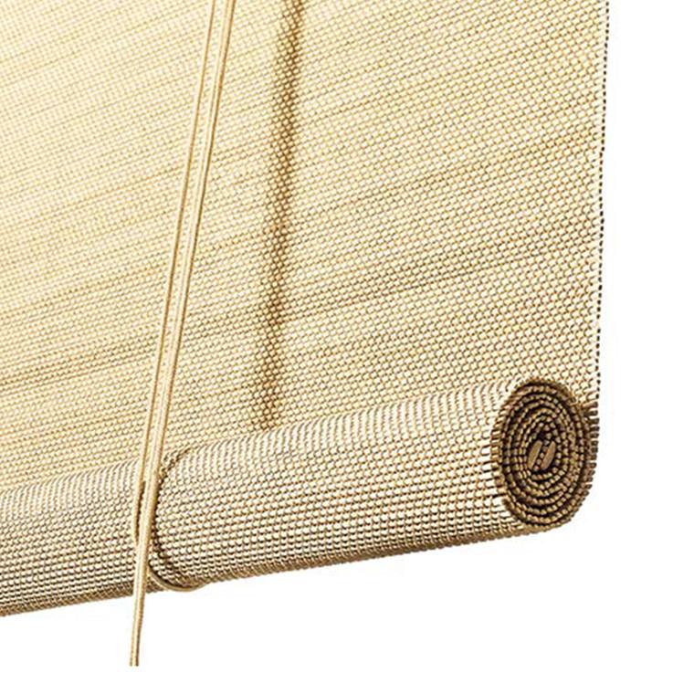 Color & Co Rullegardin Lys bambus