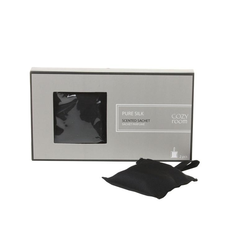 Cozy Room Duftpose inkl. gaveæsker Pure Silke