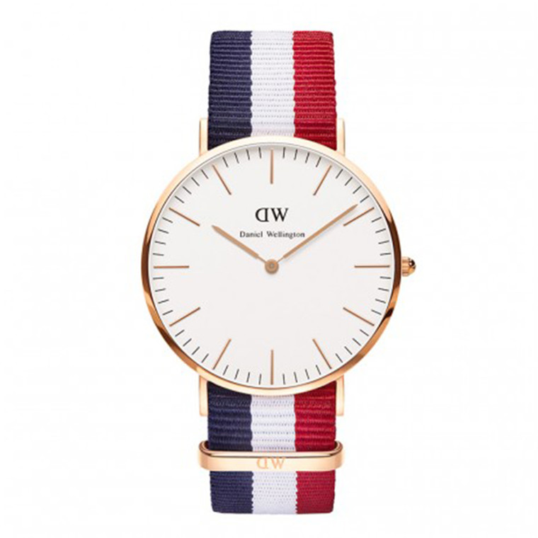 Daniel Wellington Herreur Classic Cambridge Rosa