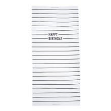 Design Letters Dug Happy Birthday