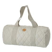 Ferm Living Duffel Taske Grey Cross
