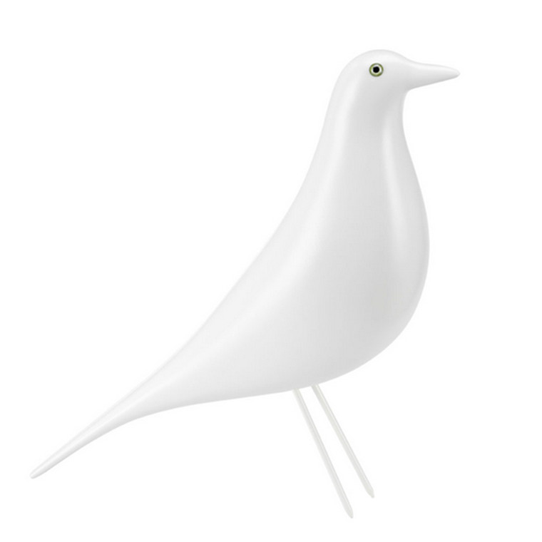 Eames House Bird white