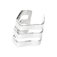 Maria Black Trinity Ear Cuff Sølv