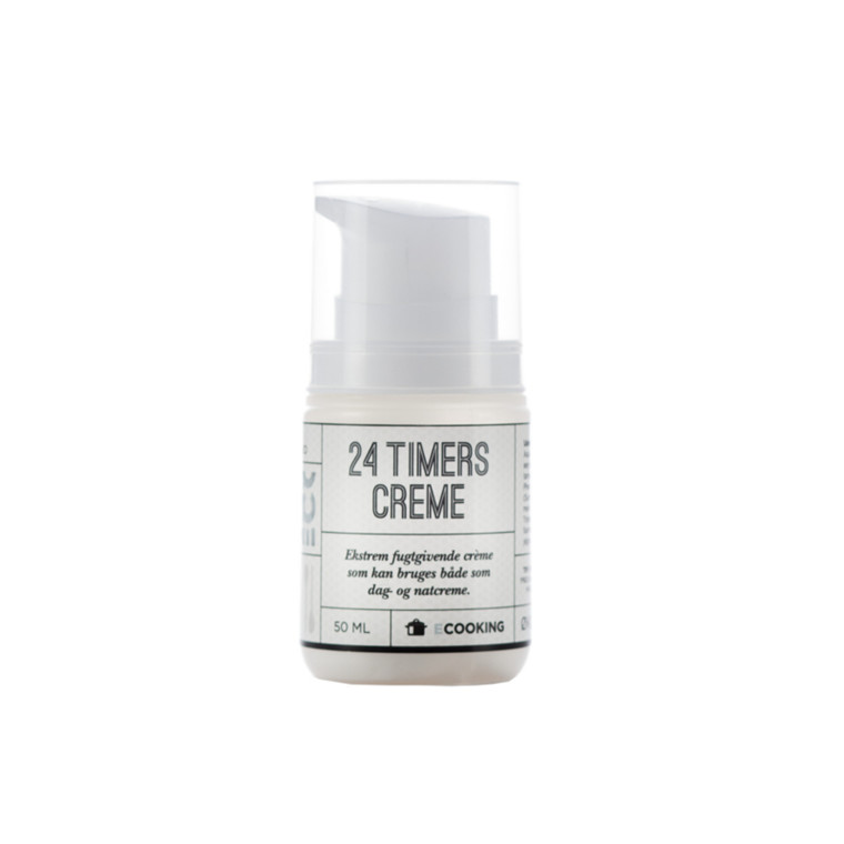 Ecooking Creme 24 Timers 50 ml