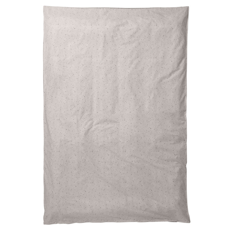 Ferm Living Dynebetræk Hush Milkyway Cream 140x200