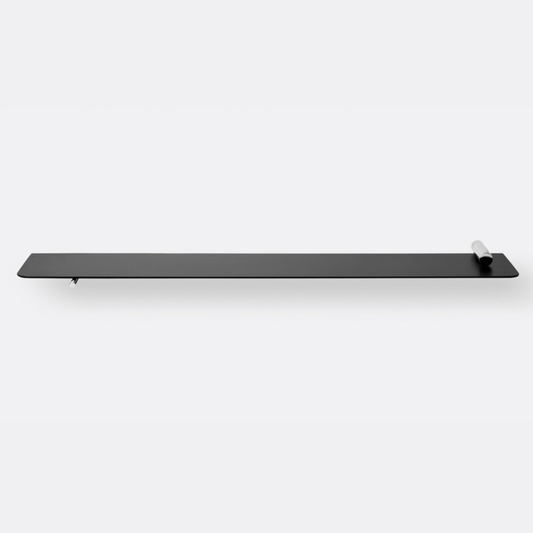 Ferm Living Flying Shelf Cylinder Hylde Krom