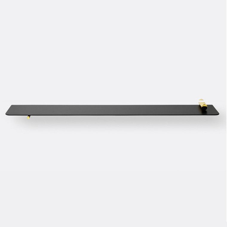 Ferm Living Flying Shelf Cylinder Hylde Messing