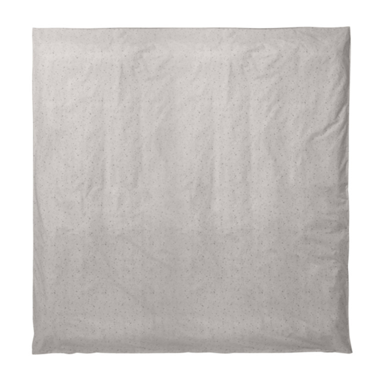 Ferm Living Dynebetræk Hush Milkyway Cream 200x200