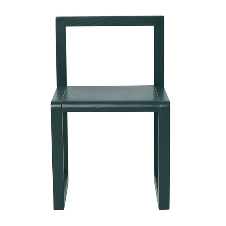 Ferm Living Little Architect Chair - Dark Green