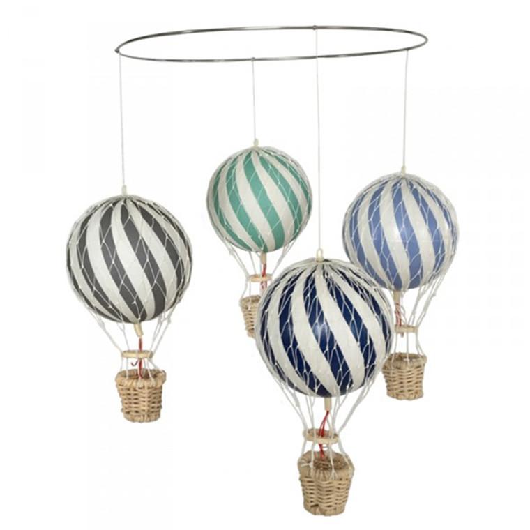 Filibabba Luftballon uro, Boy